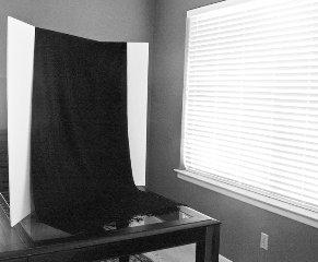 Home Photography - Ghetto Flower Setup