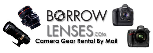 Borrow Lenses