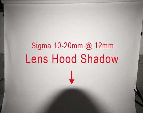 exploring small strobes - Keep that lens hood on
