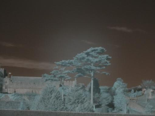IR filter/ infra red filter sample 1