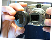 infra red filter for digital camera