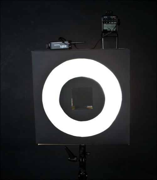 DIY Studio - The Square Ring Flash