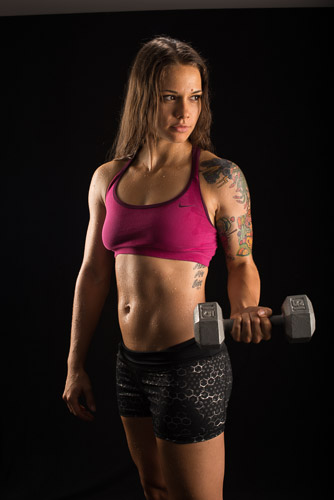 athlete photography natural unedited