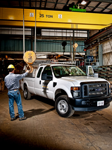 Professional Industrial Photographer Toronto