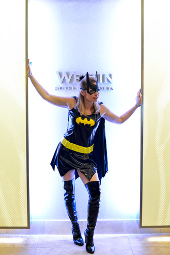batgirl halloween costume jp danko toronto commercial photographer