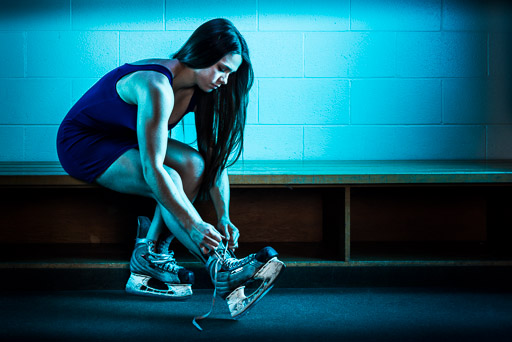 sochi 2014 winter olympics woman's hockey photos female hockey player toronto commercial photographer jp danko blurmedia