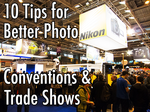 10 Tips for Better Photo Trade Shows