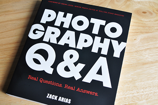 Photography Q&A by Zack Arias