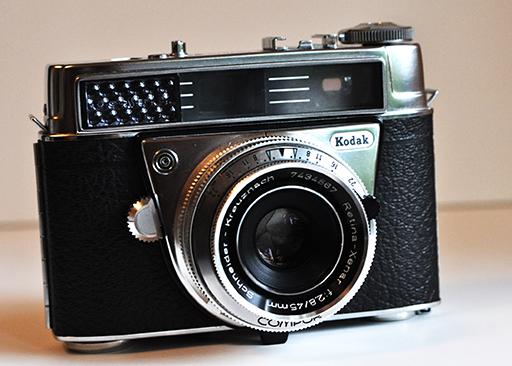 1961 KOdak Retina Camera