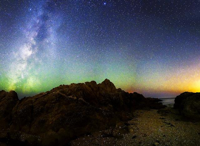 Jason Jenkins Milky Way Galaxy