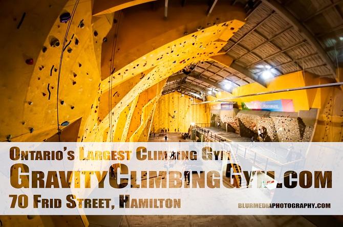 Indoor Rock Climbing Gym Photography Toronto Commercial Photographer Adventure Photographer Extreme Sport Photographer JP Danko blurMEDIA photography