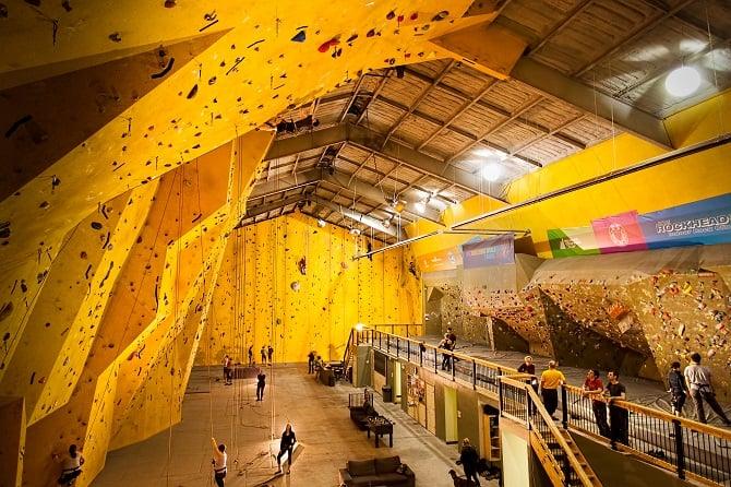 gravity indoor rock climbing gym toronto commercial photographer jp danko blurmedia