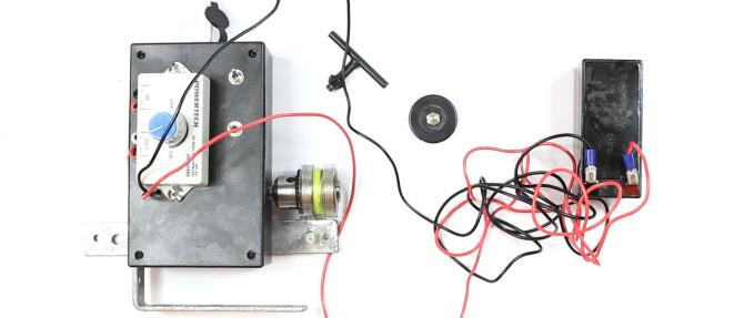 Slider Motor