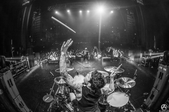 Interview With Rock/Concert Photographer Adam Elmakias