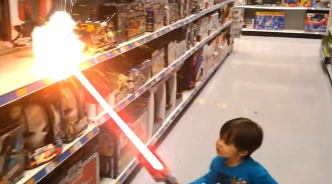 Dreamworks Dad Turns His Son's Life To A series of Epic Action Flicks