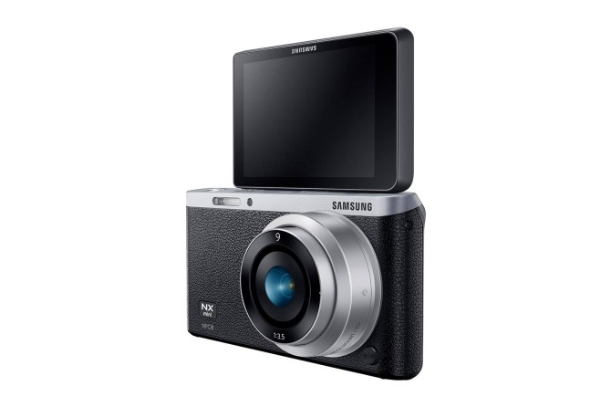 Samsung Wants A Bigger Piece Of The Selfie Action, Launches The Sub $600 NX Mini