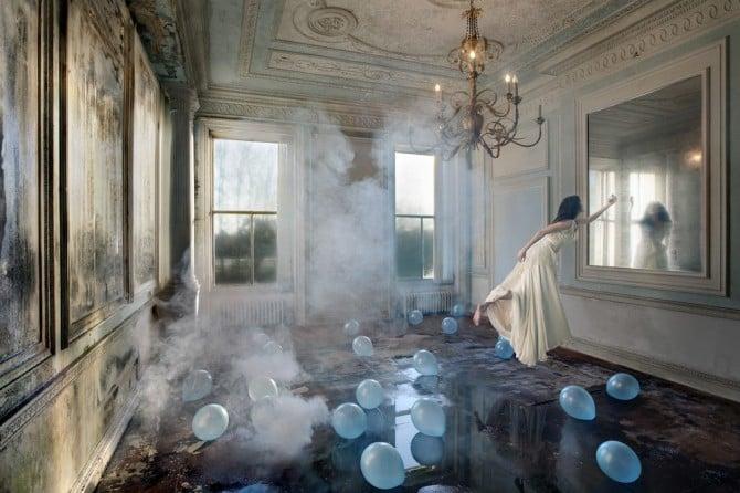DIYP Interviews Urbex And Fashion Photographer Rebecca Litchfield
