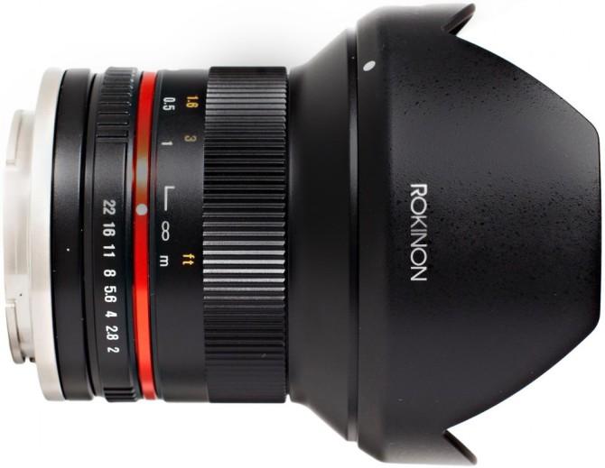 12mm f/2.0 NCS CS