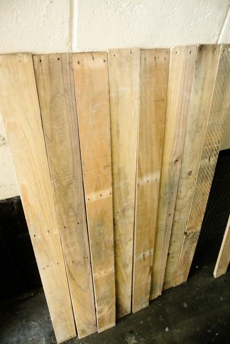 2nd hand wood