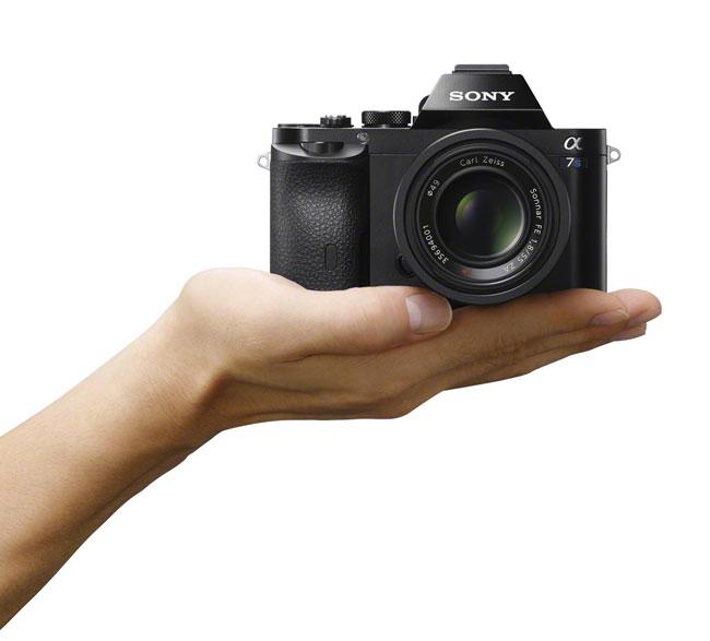 Sony-A7S-hand