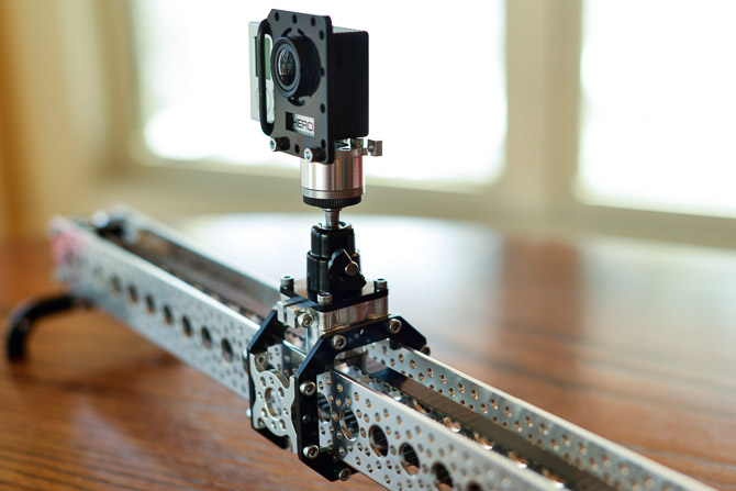 Actobotics DIY GoPro Video Slider review