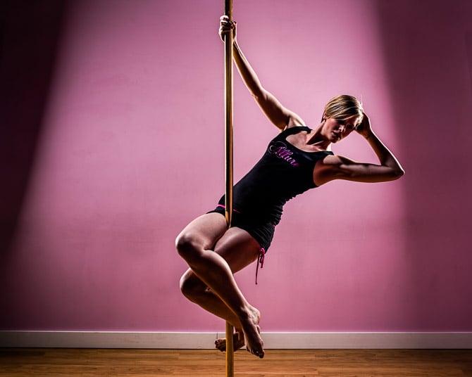 pole dancer pole dancing fitness instructor jp danko toronto commercial photographer