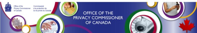 Office of the Privacy Commissioner of Canada Regulation of Aerial Drone Photography In Canada