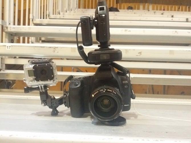 remote camera rig; pocketwizard cactus v6