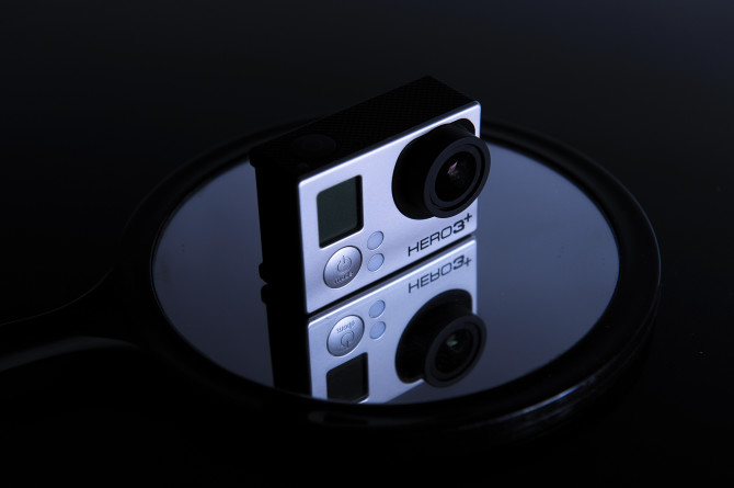 Sample image 1 with mirror