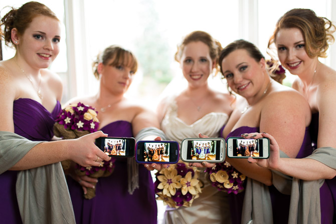 Mobile Phone Wedding Photography How To Become A Wedding Photographer in 10 Easy Steps