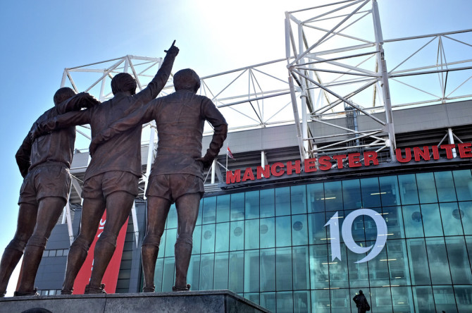 19 Premier League Titles - Old Trafford, Manchester United by Paul on Flickr