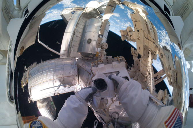 Credit: NASA/Ron Fossum