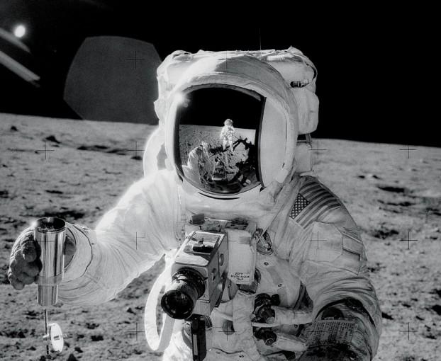 Credit: Charles Conrad, Apollo 12, NASA