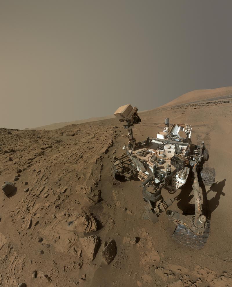 Image Credit: NASA, JPL-Caltech, MSSS