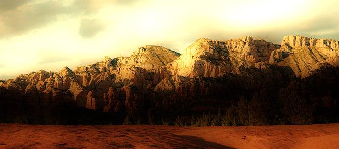 Red Rock State Park. Sedona, Arizona.