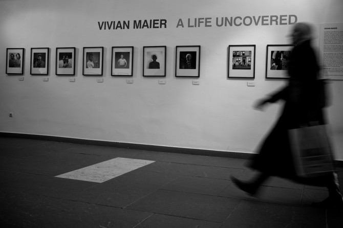 Vivian Maier...A Life Uncovered by Thomas Leuthard