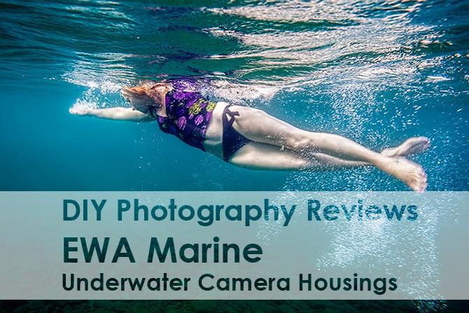 EWA Marine underwater camera housing review jp danko toronto underwater photographer