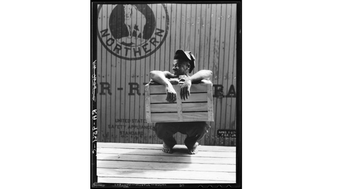 Migrant shed worker. Northeast Florida by Dorothea Lange Library of Congress, Prints & Photographs Division, FSA/OWI Collection, [LC-DIG-fsa-8b29696]