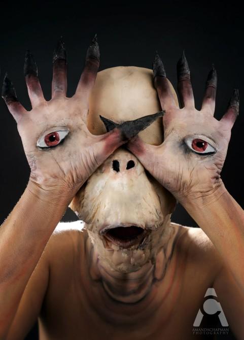 Oct. 24. 2014 - Pale Man / Pan's Labyrinth