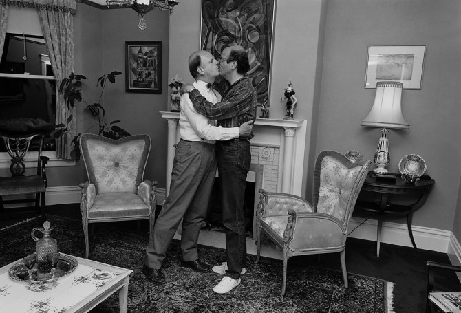 Lloyd & Joel, San Francisco, 1987; © Sage Sohier 2014