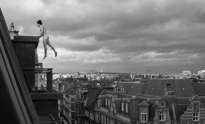 'Levitate' Image Credit - Jason Paul