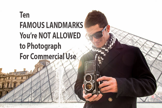 ten famous landmarks you're not allowed to photograph jp danko toronto commercial advertising editorial photographer