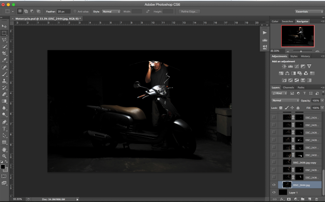 motorcycle 1st layer (2)