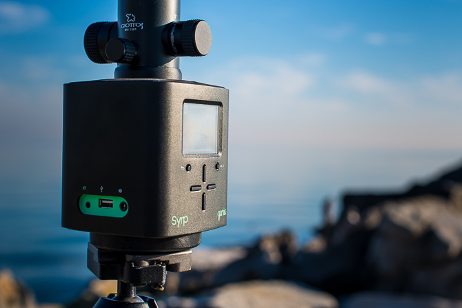 syrp genie review, hands on review of the syrp genie, time lapse motion control, diy photography, jp danko