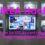 Ikea Hack Besta TV Wall Unit Undercabinet Accent Lighting Warm LED 2