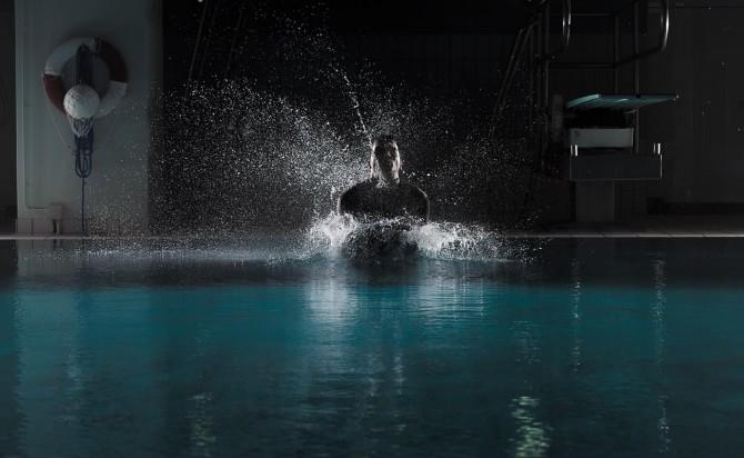 """The splash"""