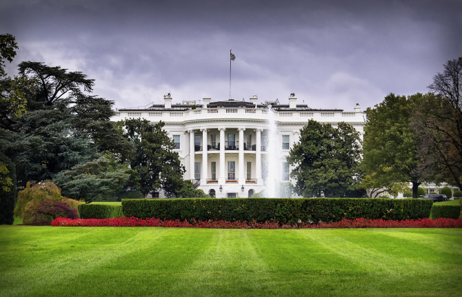 White House by Diego Cambiaso