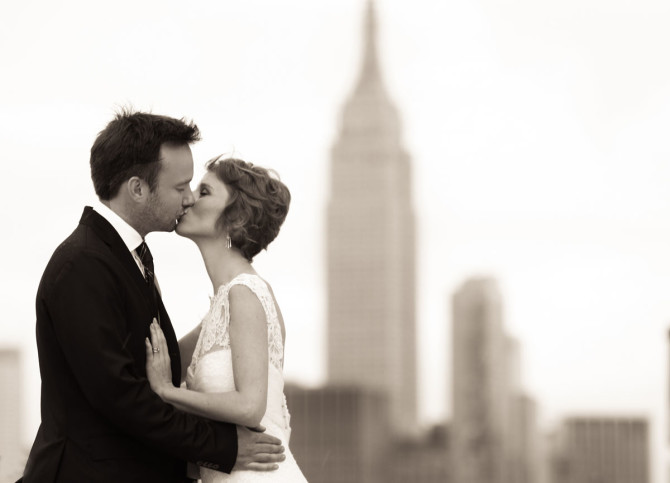 26. New York - Donna Newman for Martha Stewart weddings