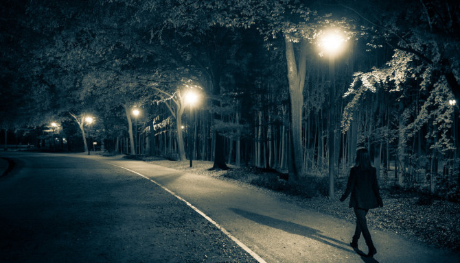 Marius Vieth Long Walk Home
