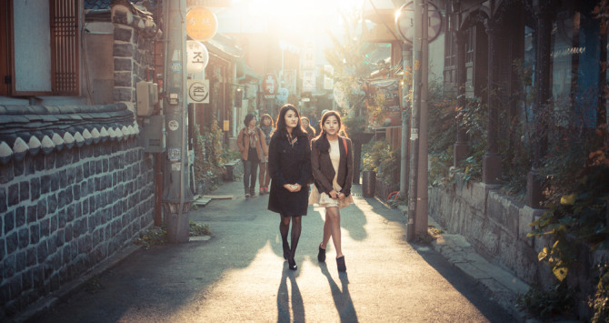 Marius Vieth Seoul City Girls